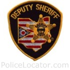 Portage County Sheriff's Office Patch