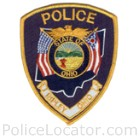 Ripley Police Department Patch