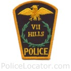 Seven Hills Police Department Patch