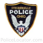 Steubenville Police Department Patch