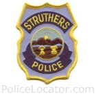 Struthers Police Department Patch