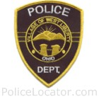 West Liberty Police Department Patch