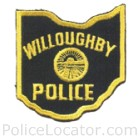 Willoughby Police Department Patch