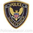 Willowick Police Department Patch