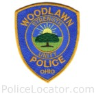 Woodlawn Police Department Patch