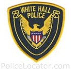 White Hall Police Department Patch