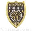 Youngstown Police Department Patch