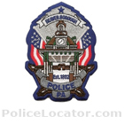 Beaver Police Department Patch
