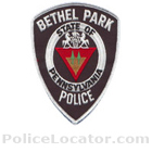 Bethel Township Police Department Patch
