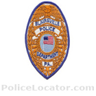 Blairsville Police Department Patch