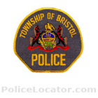 Bristol Township Police Department Patch