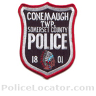 Conemaugh Township Police Department Patch