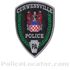 Curwensville Police Department Patch