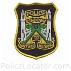Ashdown Police Department Patch