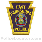East Pennsboro Township Police Department Patch
