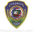 Barling Police Department Patch