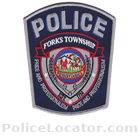 Forks Township Police Department Patch