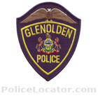 Glenolden Police Department Patch