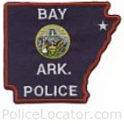 Bay Police Department Patch