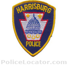 Harrisburg Police Department Patch