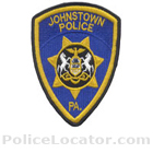 Johnstown Police Department Patch