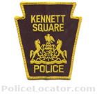 Kennett Square Police Department Patch
