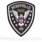 Berryville Police Department Patch