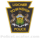 Ligonier Township Police Department Patch