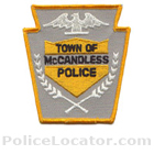 McCandless Police Department Patch