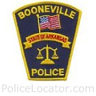 Booneville Police Department Patch