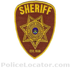 Monroe County Sheriff's Office Patch