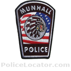 Munhall Police Department Patch