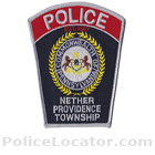 Nether Providence Township Police Department Patch