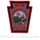 New Cumberland Police Department Patch