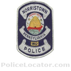 Norristown Police Department Patch