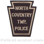 North Coventry Township Police Department Patch