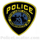 Cabot Police Department Patch
