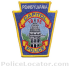 Pennsylvania Capitol Police Department Patch