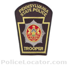 Pennsylvania State Police Patch
