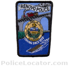 Renovo Police Department Patch