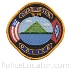 Charleston Police Department Patch