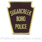 Sugarcreek Borough Police Department Patch
