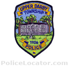Upper Darby Township Police Department Patch