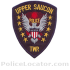 Upper Saucon Township Police Department Patch
