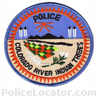Colorado River IndianTribes Police Department Patch