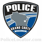 Grand Chute Police Department Patch