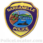 Dardanelle Police Department Patch