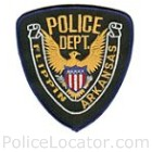 Flippin Police Department Patch
