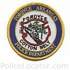 Fordyce Police Department Patch