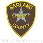 Garland County Sheriff's Department Patch